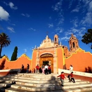 Ex convento de Guadalupe Zacatecas. Muros que cuentan historias