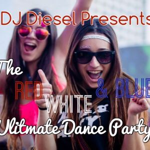 Red White & Blue Ultimate Dance Party