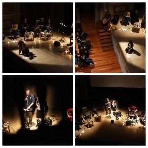 Speciale Ibsen Red Reading #SeManchiTu Compagnia Bartolini/Baronio Teatro Villa Torlonia 18-04-2018