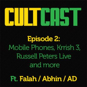 dfuse.in CultCast Episode 2: Mobile Phones, Krrish 3, Russell Peters Live and more
