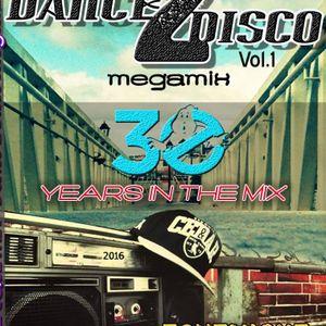 DANCE 2 DISCO Vol.1 Megamix (2016).