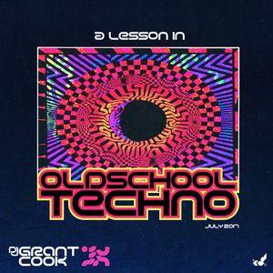 DJ Grant Cook - A Lesson in Old School Techno - July 2017