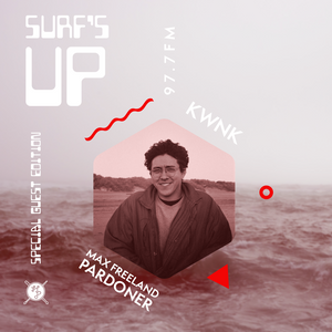 SURF'S UP with Max from Pardoner // Special Guest Edition