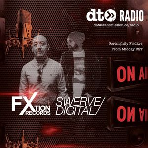 Swerve Digital and FXtion Records show hosted by Lee Pearce EP 8