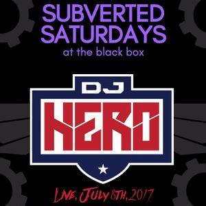 DJ Hero - Live at Subverted Saturdays at the Black Box, 070817