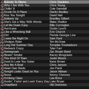 26 New Country Music Mixed DJ Set By Dr,Dj,Mix