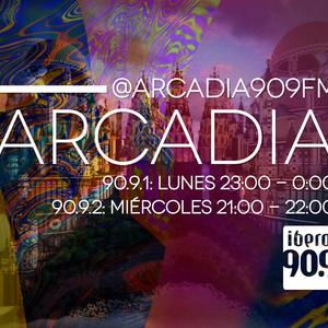 Arcadia - Claudia Posadas 16 de mayo 2016