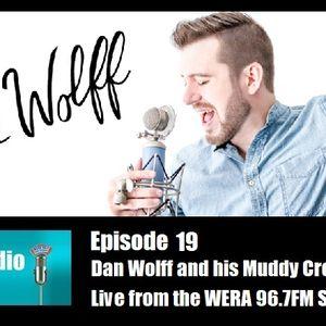 SongPo Radio 2018 Ep 19 - Dan Wolff and his Muddy Crows Live