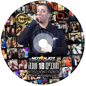 Noyenjoy 18 years mixed by dj fredi