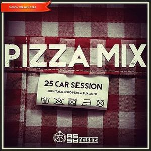 Pizza Mix - 25 Car Session