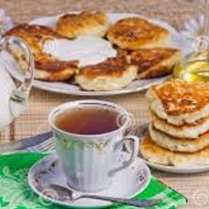 Tea and Pancakes