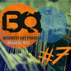 Basement Art 7, mixed by Msc