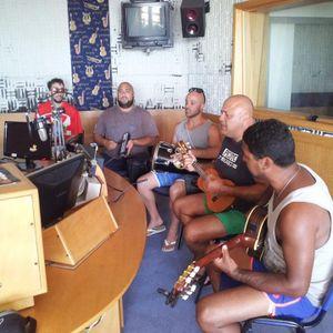 Entrevista Grupo Samba Lê Lê_5º Mega Samba_Julho 2015_Sesimbra FM