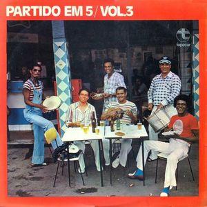 Partido Em 5 - Volume III (1977)