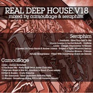 REAL DEEP HOUSE Vol. 18 Camouflage ft. Seraphim