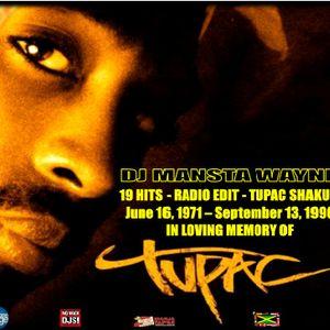 DJ MANSTA WAYNE - TRIBUTE TO TUPAC SHAKUR
