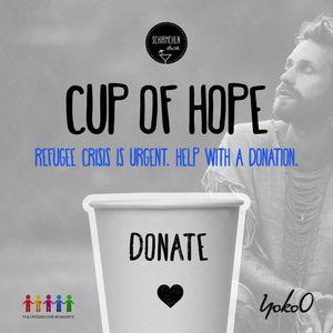 Schirmchendrink & YokoO – Cup of Hope