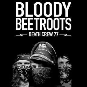 The Bloody Beetroots - Death Crew 77  livemix @ Radio 1