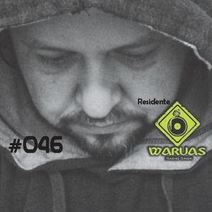 Waruas Radio Show #046 - setmix by Vicktor'k
