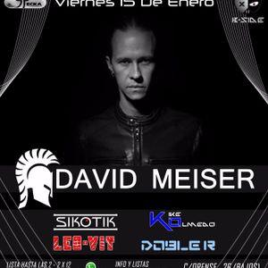 Leo-Vit @ Sala SPECKA / B-SIDE  party _ Madrid-Spain ( Techno ) 15-01-2016.mp3