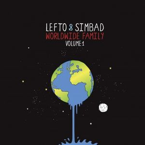 LeFtO & Simbad's Worldwide Family Vol.1 (Brownswood Recordings) // LeFtO Preview Mix