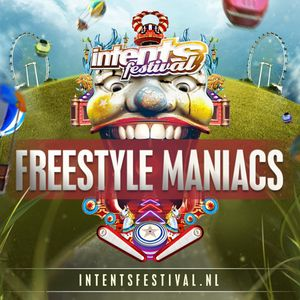 Freestyle Maniacs - Live @ Intents Festival 2015 [05.-07.06.2015]