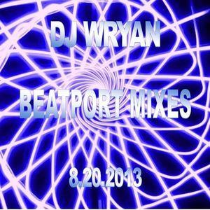 Beatport Mix 8-20-2013