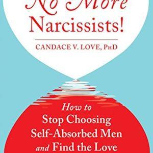 Guest: Candace V. Love PhD (PART 3) author of No More Narcissists!: How to Stop Choosing Self-Absorb