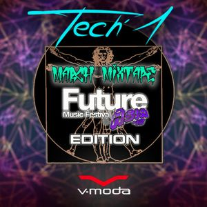 March 2015 EDM BigRoom Trap Mixtape (FMFA future music festival asia edition)