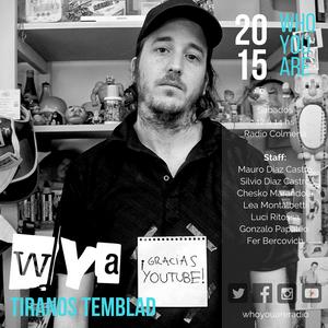 #051 WYA | Entrevista: Agustin Ferrando | Tiranos Temblad