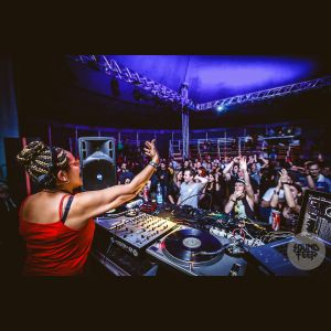 Josy Fullvibes at Soundfeer Winter Edition 2014