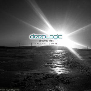 Deeplogic - Promo Mix (February 2015)