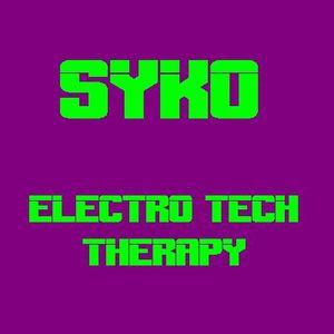 Syko - Electro Tech Therapy (Mixed 17-09-2008)