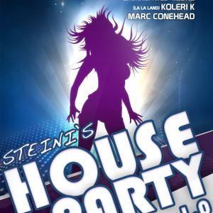 Steini's House Party 1.0 Vorgeschmack