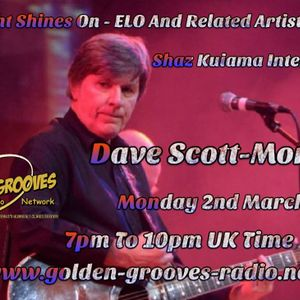 The Light Shines On - Interview With Dave Morgan - 2nd March 2020