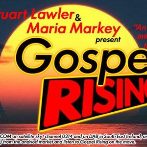 Gospel Rising with Maria Markey and Stuart Lawler on UCB Ireland. 21st Sept. 2012