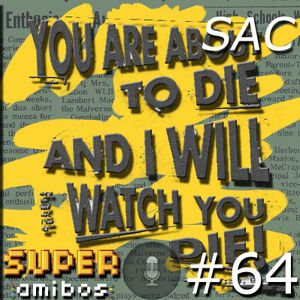 SAC 64 - Ameaças e Vazamentos