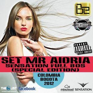 Set Mr Aioria - Sensation Full 80s (Special Edition)