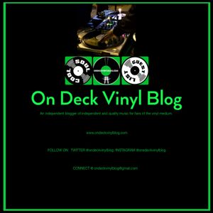 Soul Cool Records - On Deck Vinyl Blog Guest Mix by Soul Cool