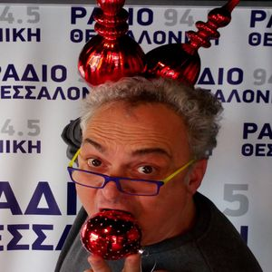 Diogenis Daskalou At Radio Thessaloniki 08012018