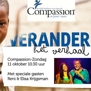 """""""Sta op voor ongerechtigheid!"""" - Reni & Elisa Krijgsman Compassion-Zondag 11-10-2015"""