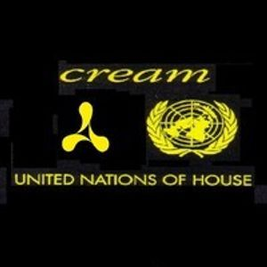 Justin Robertson - Cream, United Nations Of House 1994