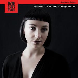 Stephanie Sykes @ Red Light Radio 11-17-2018