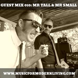 Guest Mix 010: Mr Tall & Mr Small