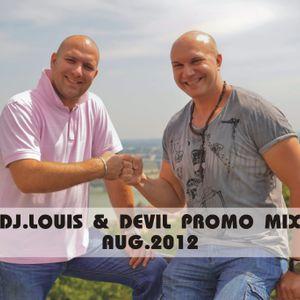 DJ.LOUIS & DEVIL PROMO MIX_AUG2012