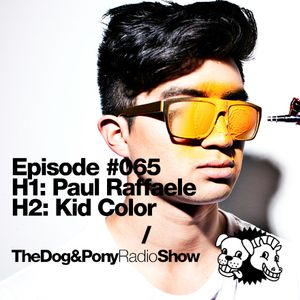 The Dog & Pony Radio Show #065: Guest Kid Color