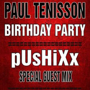 pUsHiXx @ Paul Tenisson Birthday Party 2015 on HFU (19. - 21.09.2015)