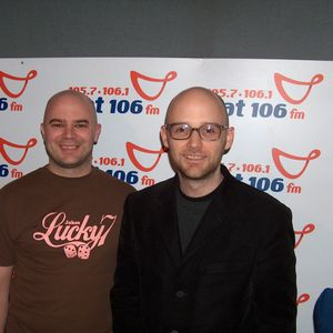 Moby Takeover on Beat 106