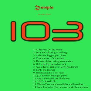 Zarepta No 103 Classic rock