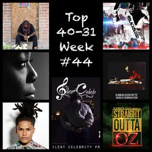 The Weekly Top 40 Week #44